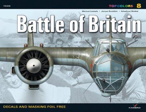 Battle of Britain Part I (Top Colours)