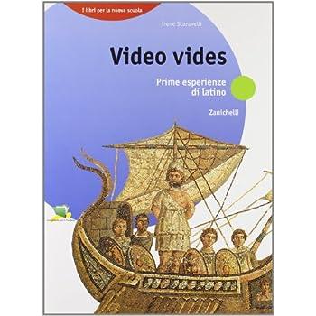 Video Vides. Prime Esperienze Di Latino.per La Scuola Media