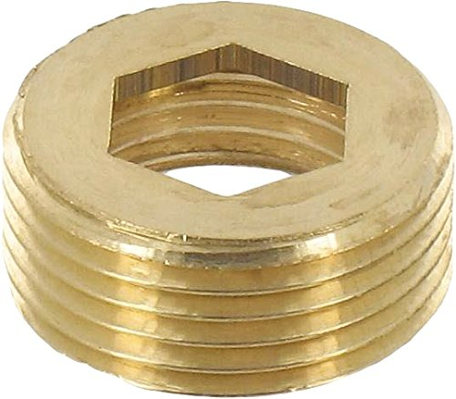 Bague de réduction Raccords - Mâle / Femelle laiton - Filetage 20 x 27 mm - 15 x 21 mm