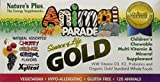 Animal Parade Gold, Children's Chewable Multi-Vitamin & Mineral - Best Reviews Guide
