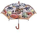 Perletti perletti5051942x 8cm Boy Cars 2Bedruckt Sicherheit Offen Winddicht Regenschirm