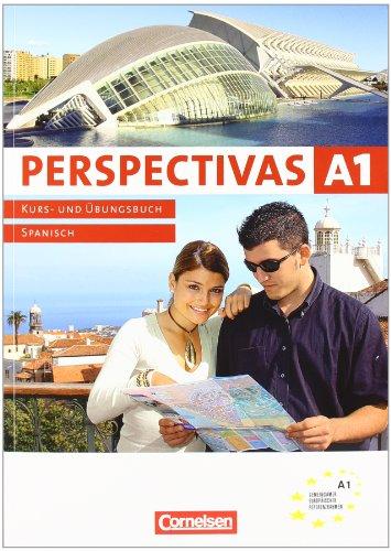 Cornelsen Perspectivas 1:  Kurs-Und Übungsbuch CD (didactica): Marco Europeo: A1.