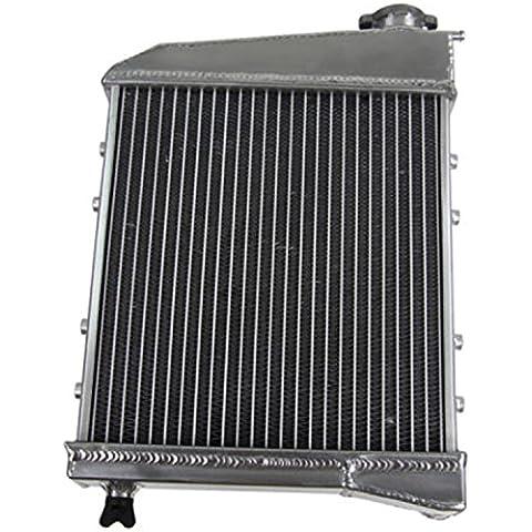 primecooling Radiador de aluminio completo para Austin Rover Mini Cooper 8501000110012751959- 91(Manual Trans. Sólo)