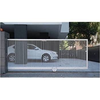 Robotouch Automatic Sliding Gate Operator - Supports Upto 1800 KGS Gate