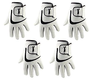 5 guantes de golf
