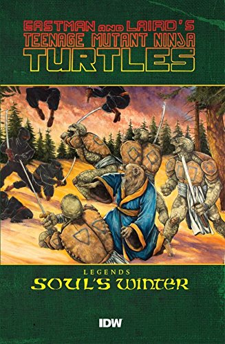Teenage Mutant Ninja Turtles Legends: Souls Winter (English ...