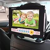 cooau Auto Kopfstütze Halterung Rücksitz Case Strap für cooau 22,9–24,1cm Tragbarer DVD Player mit Drehstuhl & Flip Style