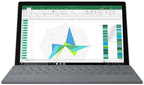 Microsoft Surface Pro (Core-i7 7th Gen/16GB/512GB/Windows 10 Pro/Integrated Graphics), Silver image
