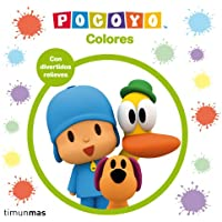 Pocoyó. Colores: Libro con relieve (Libros con relieve)