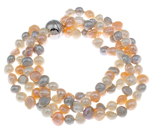 treasurebay-elegant-cultured-freshwater-multi-coloured-baroque-pearl-bracelet-chunky-multis-trand-st