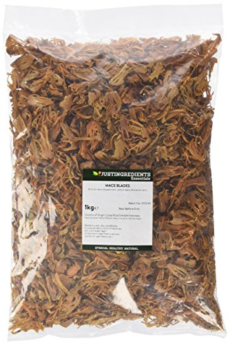 JustIngredients Essential Echtes Johanniskraut, St. Johns Wort, 1er Pack (1 x 1 kg)