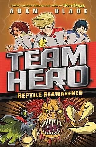 book cover of Reptile Reawakened