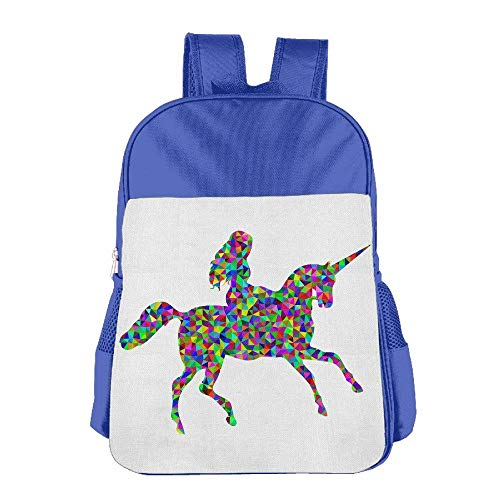 Always Be A Unicorn Children Schoolbag School Bag School Bagpack Bag For 4-15 Years Old Pink S7