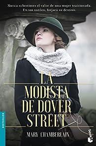 La modista de Dover Street par Mary Chamberlain