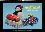 Kinderträume - Womit wir früher spielten (Wandkalender 2014 DIN A3 quer): Beliebtes Spielzeug aus den 50er und 60er Jahren (Monatskalender, 14 Seiten)