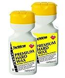 Yachticon Premium Hard Wax mit Teflon® - 2 Flaschen zu je 500ml = 1 Liter