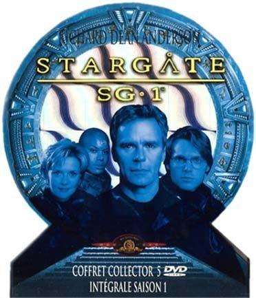 Stargate SG1 - L'Intégrale Saison 1 - Coffret 5 DVD, DVD/BluRay