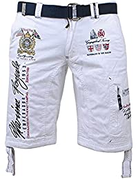 GEOGRAPHICAL NORWAY PALTO Bermuda-Shorts Harren