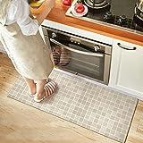 S&Y La moquette lungo tappeto da cucina/anti-skid Pad impermeabile Anti - incendio dell'olio - Prova di mimetizzazione tappetini Tappeti di piastrelle
