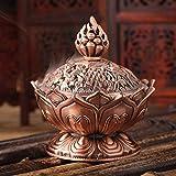 Best Aroma Incense Burners - Lotus Incense Burner,Mengger Smoke Cone Aroma Burner Holder Review
