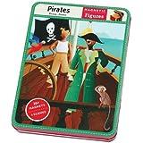 Mudpuppy - Figuras magnéticas piratas (MPFM26569)
