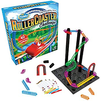 Ravensburger Thinkfun Roller Coaster Challenge Game