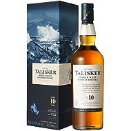 Talisker 10 Years Old Single Malt Scotch Whisky, 70cl