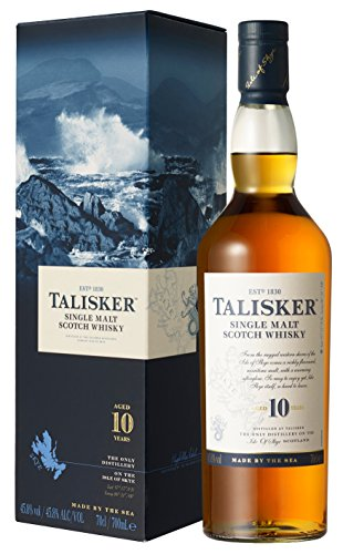 Talisker Single Malt Whisky Escocés - 700 ml