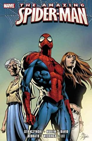 (The Amazing Spider-Man Ultimate Collection, Book 4) By Straczynski, J. Michael (Author) Paperback on (08 , 2010)