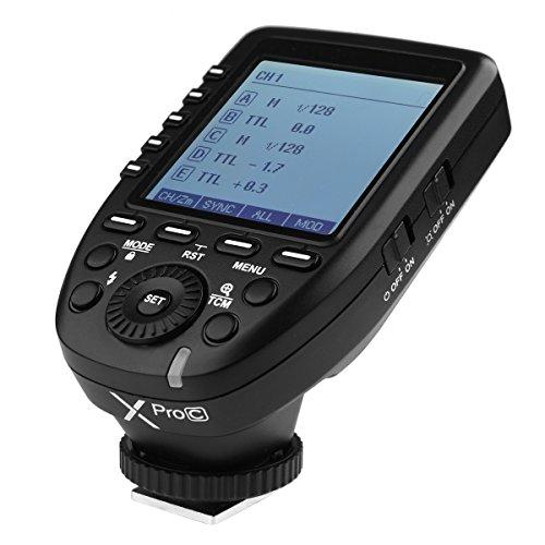 Fomito Godox Xpro-C E-TTL II 2.4G X