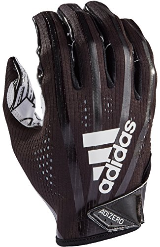 adidas Adizero 5-Star 7.0 American Football Receiver Handschuhe - schwarz Gr. M