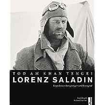 Lorenz Saladin: Tod am Khan Tengri