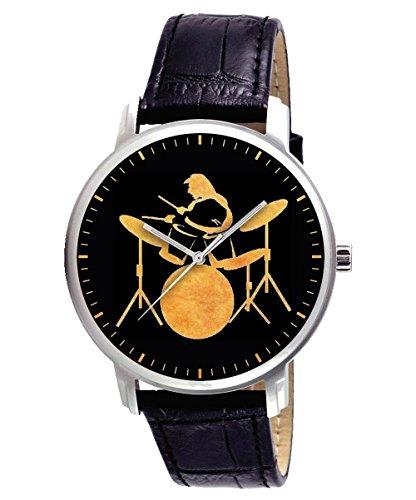tambor-de-la-silueta-de-un-jugador-del-baterista-de-estilo-clasico-de-arte-reloj-de-pulsera-38-mm-de