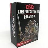 Dungeons and Dragons Carte Incantesimo D&D - Paladino 5ED - Italiano