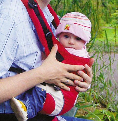 Babytrage Manduca 222-02-42-000, rot - 8