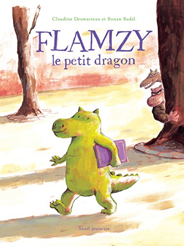 Flamzy le petit dragon