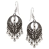 Fine Jewellers Classic Ethnic Style Silv...