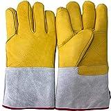 ZRL77y Anti-Flüssig-Stickstoff-Handschuhe, kältebeständige Handschuhe / 14,2 Zoll