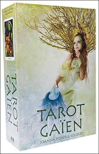Tarot Gaïen - Coffret livre + 78 cartes