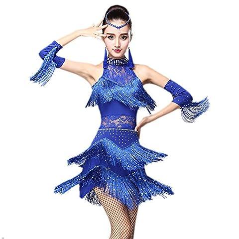 Honeystore 2016 Neuheiten Damen Quasten Swing Rhythmus Jazz Latein Dance