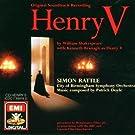Henry V: Original Soundtrack Recording (1989 Film) by unknown Soundtrack edition (1990) Audio CD