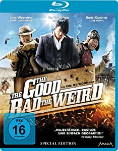 The Good, The Bad, The Weird (Special Edition) [Blu-ray]