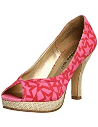 97605a635e6 Steve Madden Women s Bessie Blush Multi Fashion Sandals-4.5 UK India (37 EU