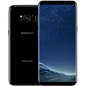 Samsung Galaxy S8 Plus (64GB, Midnight Black) (4GB RAM)