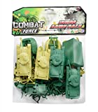 Combat Force Jumbo Armee Set Spielen Pack
