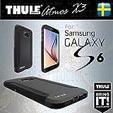 Thule Atmos X3Extreme Drop e impatto shock della custodia con brevettato bi-componente corpo ultra sottile per Samsung Galaxy S6