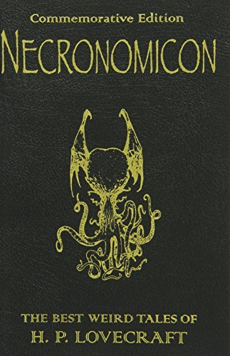 Necronomicon: The Best Weird Tales of H.P. Lovecraft: The Best Weird Fiction of H.P. Lovecraft (GOLLANCZ S.F.) by Lovecraft, H.P. (March 27, 2008) Hardcover