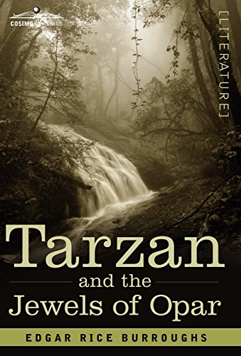 Tarzan and the Jewels of Opar Cover Image