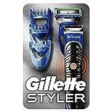 Gillette Fusion ProGlide Styler - Maquinilla de barba multiusos , recortadora, afeitadora, perfiladora