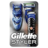 Gillette - Fusion ProGlide Styler - Tondeuse Multiusage 3 En 1 avec Rasoir